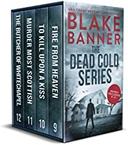 The Dead Cold Series: Books 9-12 (A Dead Cold Box Set Book 3)