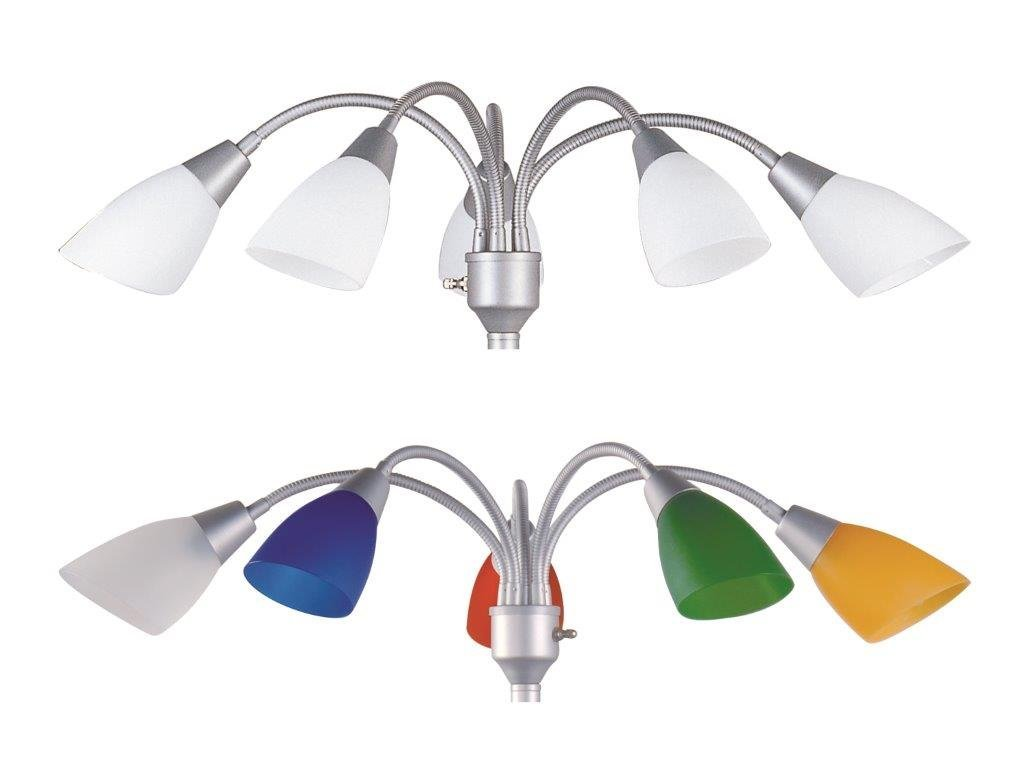 Park Madison Lighting PMS-465 Replacement Shades For Pmf-4655-60