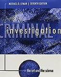 Criminal Investigation, Lyman, Michael D., 0133875008