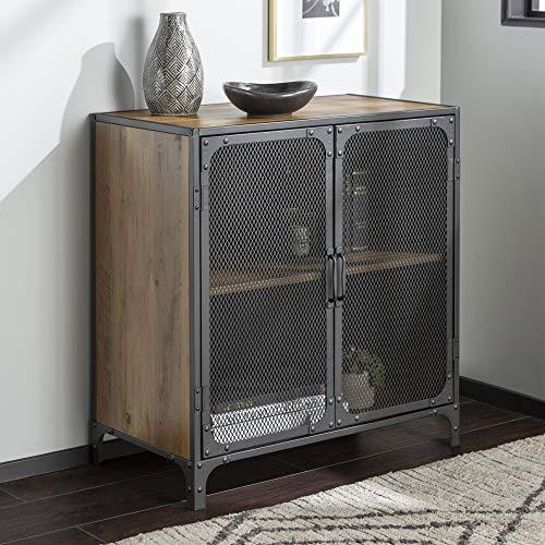 WE Furniture AZF30SOICRO Accent Console 30