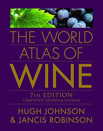 Price comparison product image The World Atlas of Wine, 7th Edition