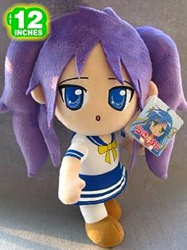 Lucky Star Peluche 30cm Anime Manga