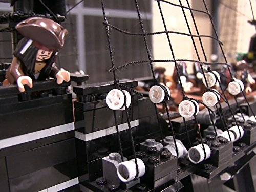 Clip: Lego Pirates of the Caribbean, The Black Pearl (Pirates Of The Caribbean At Worlds End Game)