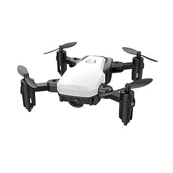 Fantasyworld Quadcopter con cámara Plegable Selfie Drone Titular ...