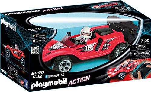 PLAYMOBIL RC Rocket Racer Building Set