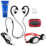 Best Player For Swimming Surfing - Swimbuds Fit Waterproof Headphones and 8 GB SYRYN Review