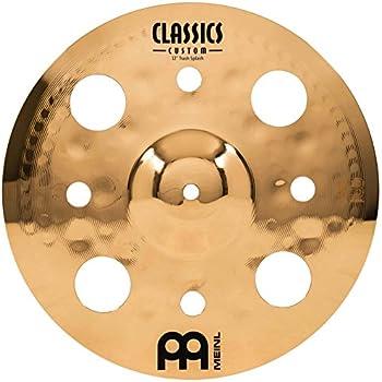 meinl cymbals b10das byzance 10 inch dark splash video musical instruments. Black Bedroom Furniture Sets. Home Design Ideas