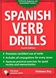 Spanish Verb Drills, Vivienne Bey, 007174472X