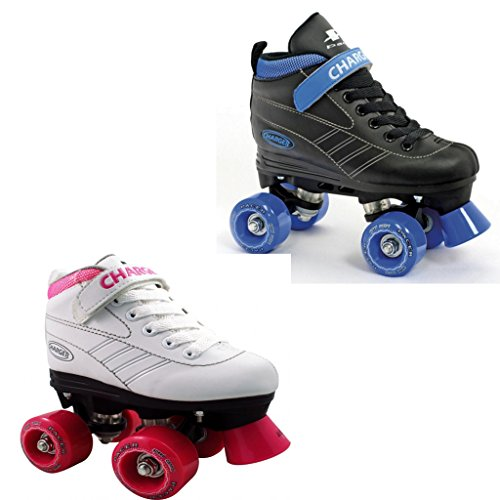 Pacer Charger Girls Speed Roller Skates 2014