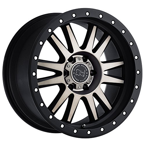 17 inch silver and black hubcaps - 9