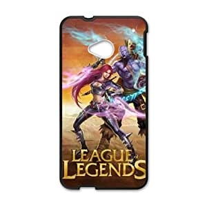 HTC One M7 Phone Cases Game League Of Legends Cell Phone Case TYG879782