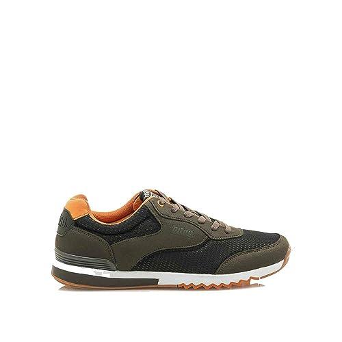 Zapatillas Deportivas Hombre Mustang Grant - 41, KAKY: Amazon.es: Zapatos y complementos