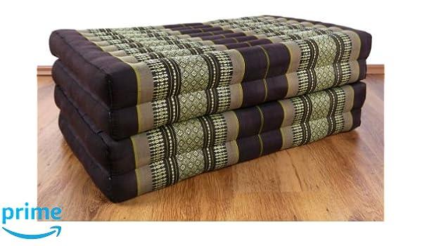 Amazon Com Folding Mattress 79x32x3 Inches Lxwxh 100 Natural
