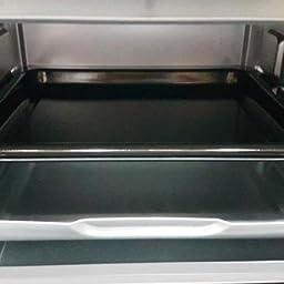 Cecotec Horno Sobremesa Bake&Toast 590. Capacidad de 23 litros, 1500 W, 3 Modos, Temperatura hasta 230ºC y Tiempo hasta 60 Minutos, Incluye Bandeja Recogemigas: Amazon.es: Hogar
