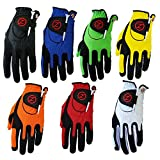 #9: Zero Friction Men's Compression-Fit Synthetic Golf Glove, Universal Fit One Size