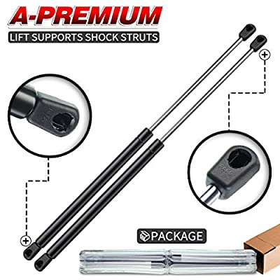 A-Premium Tailgate Lift Supports Shock Struts for Ford Focus Mazda 6 Wagon 2000-2007 2-PC Set: Automotive