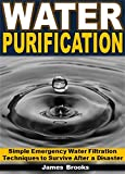 Water Purification: Simple Emergency Water Filtration Techniques to Survive After a Disaster