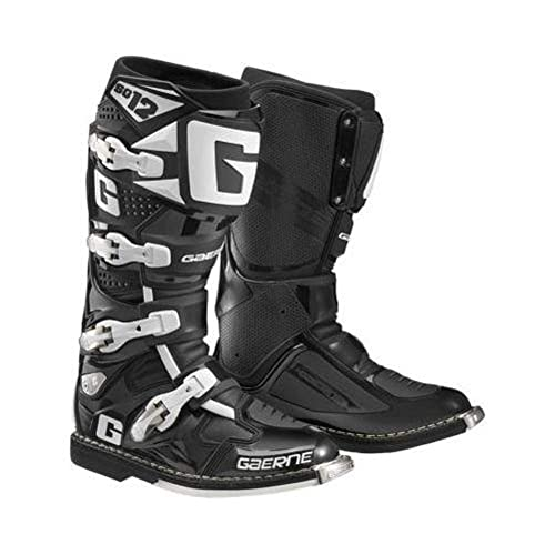 Gaerne Boots Sg12 >> Gaerne Sg12 Adult Off Road Motorcycle Boots Amazon Co Uk Shoes Bags