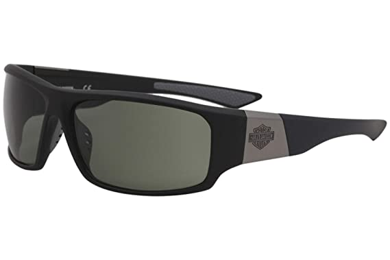 a8b40ad0060 Image Unavailable. Image not available for. Color  Sunglasses Harley  Davidson HD 912 X HD 0912 X 02A matte black ...
