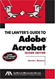 The Lawyer's Guide to Adobe Acrobat