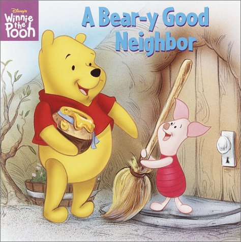 Read Online A Bear-y Good Neighbor (Pictureback(R)) pdf