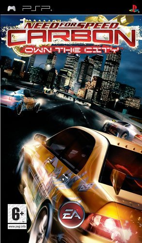 Need for Speed: Carbon - Own the City - PSP