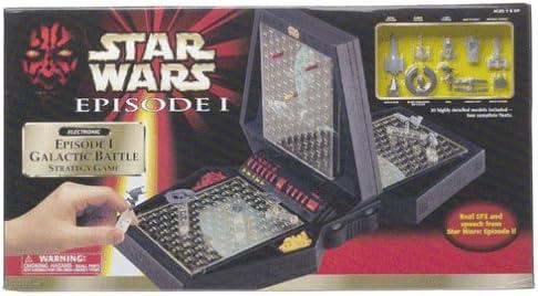 B00000J1WG Star Wars Episode I Electronic Galactic Battle Strategy Game (Battleship) 51M3E0NWMVL.