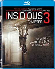 The newest chapter in the terrifying horror series is written and directed by franchise co-creator Leigh Whannell. A twistednew tale of terror begins for a teenage girl and her family, predating the haunting of the Lambert family in the ear...