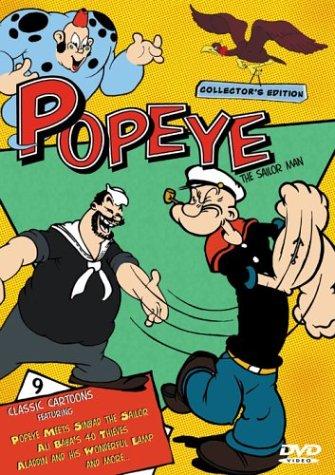 amazon com popeye the sailor man artist not provided movies tv