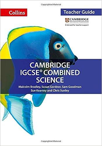 Cambridge IGCSE® Combined Science: Teacher Guide (Collins ...