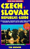 : Czech & Slovak Republics Guide: 2nd Edition (Open Road Travel Guides)