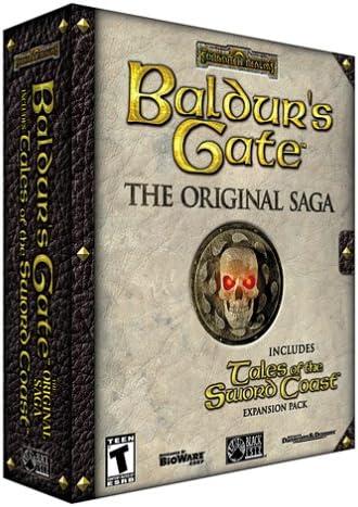 Baldur S Gate Original Saga With Tales Of The Sword Coast