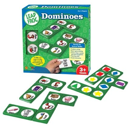 amazon com leap frog dominoes toys games rh amazon com LeapFrog Talking Words Factory LeapFrog Letter Factory