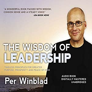 The Wisdom of Leadership Audiobook