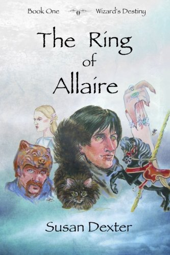 (The Ring of Allaire: Book One: Wizard's Destiny (Volume 1))