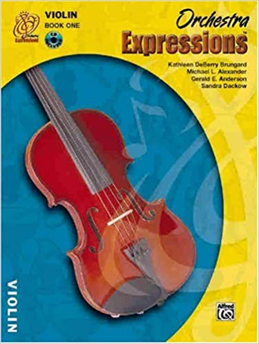 orchestra expressions viola edition book one expressions music curriculum by brungard kathleen deberry alexander michael l anderson published by alfred music 2004