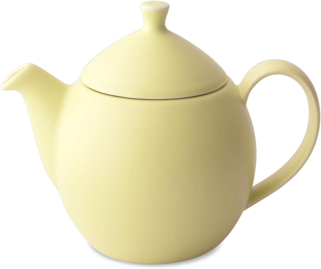 FORLIFE Dew Teapot with Basket Infuser 414ml 14 shipfree Grass oz Lemon Popular