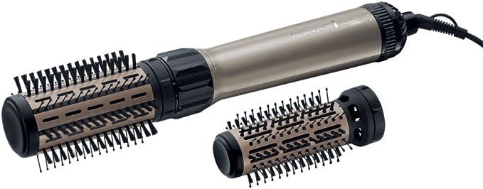Remington Keratin Therapy Pro - Moldeador de aire, 700 W, barril con revestimiento de cerámica avanzada con queratina: Amazon.es: Salud y cuidado personal