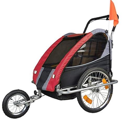 Remolque Bicicleta convertible cochecito BT504