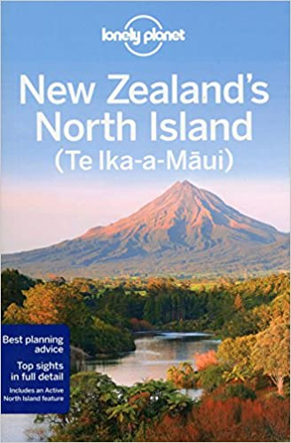 Lonely Planet New Zealands North Island (3rd Edition)