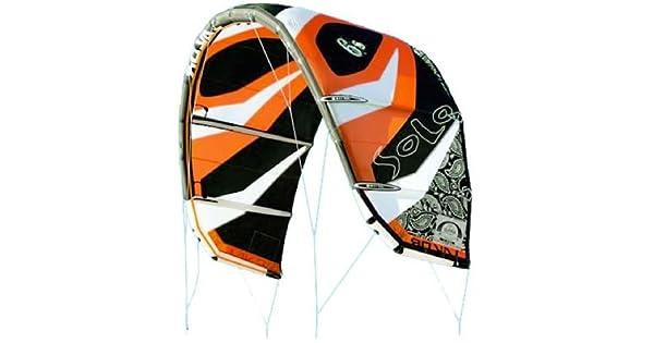 Amazon.com: Royal solo 8 m Kitesurf Freestyle Wave Kite con ...