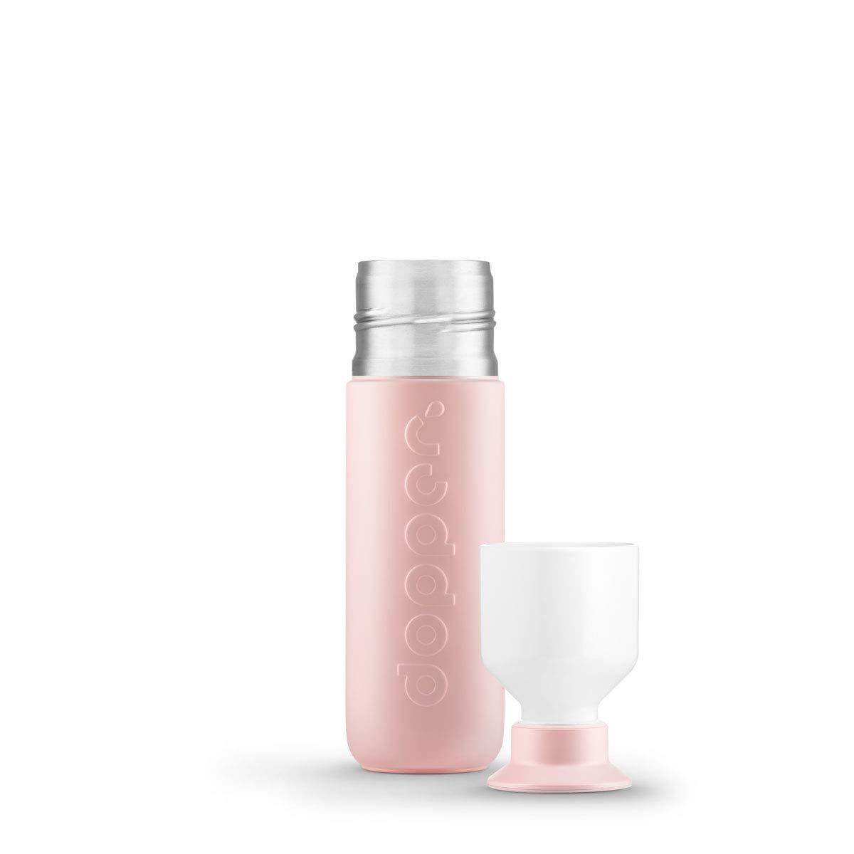 Botella Termo Dopper Insulated Steamy Pink 350 ml