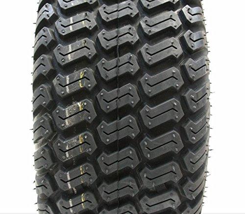 Juego de dos - 13x5.00-6 césped 4ply neumáticos cortadora de césped de hierba paseo 13 500 6 neumáticos en el cortacéspedes: Amazon.es: Coche y moto