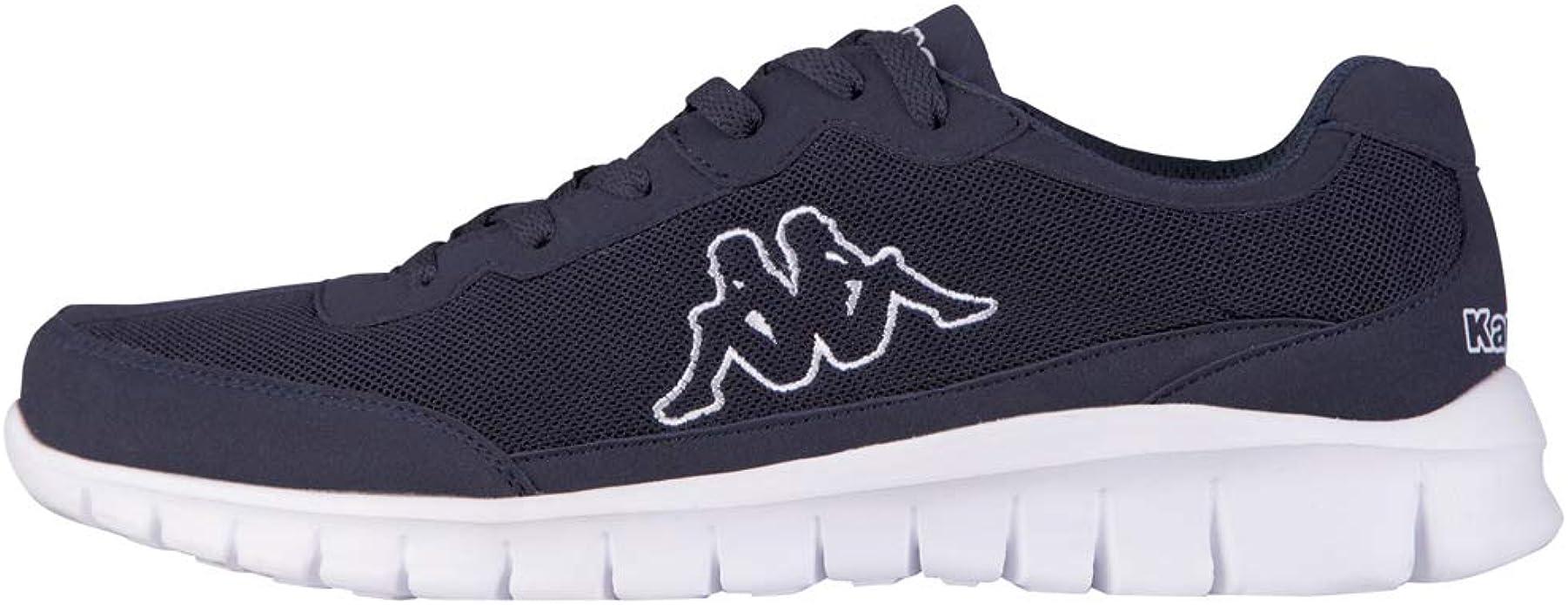 Kappa Rocket Sneakers Fitnesschuhe Damen Herren Unisex Marineblau