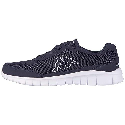 Kappa ROCKET Low Top | Sneakers für Sport & Freizeit | angesagter Kappa Style für Modebewusste Damen & Herren | atmungsaktiv & stabil | hoher