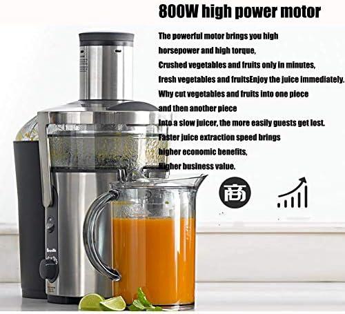 Sapcentrifuge - Silver vers geperst sap machine Home Volautomatische groente- en Multi-Function ggsm