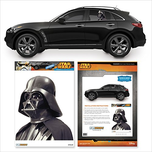 Star Wars Passenger Perforated Window product image