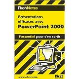 FLASH NOTES PRSENTATIONS POWERPOINT 2000