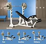 Olympic 4-in-1 Bench