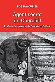 Agent secret de Churchill par Maloubier